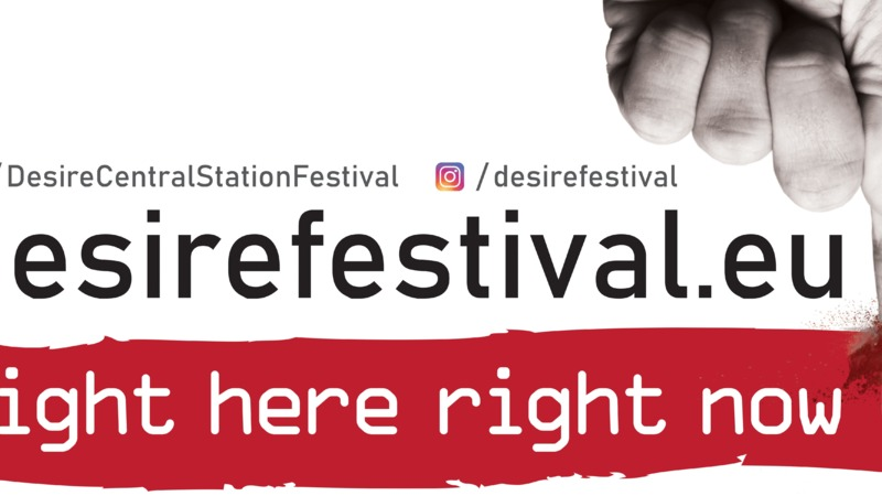 DESIRÉ CENTRAL STATION 2019 - right here right now
